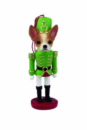 E&S Pets 35358-10 Soldier Dogs Ornament