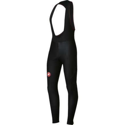 Buy Low Price Castelli Polare Bib Tights with Chamois (B004337HE2)