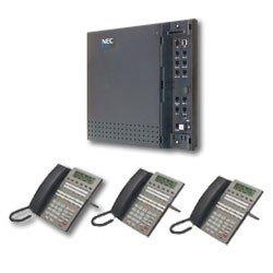 Nec Nec-1091015 Single Handset 4-Line Landline Telephone front-174840