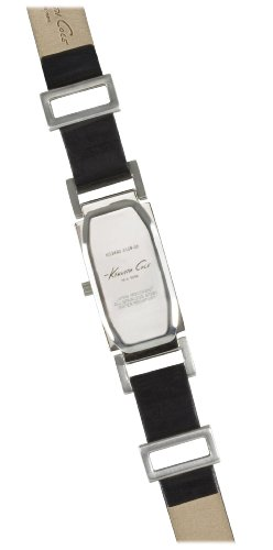 Kenneth Cole New York Women's KC2492 Trend Black Leather Strap Watch
