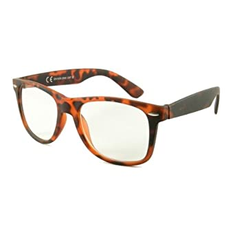 PKL lunettes sans correction unisexe verres neutres transparents fu-fr9025d-tim