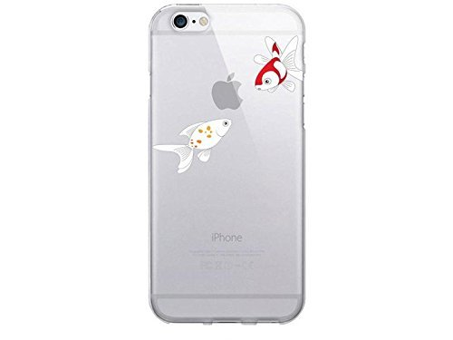 Centon Electronics Cell Phone Case for iPhone 6 - Retail Packaging - Goldfish