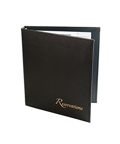 Menu Solutions Multi Ring Reservation Binder, 10 x 12