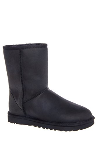 Classic Short Leather Ugg Boot