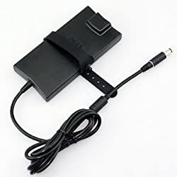 DELL MADE OEM/ORIGINAL/GENUINE XPS M1530 Slim-Line Laptop AC Adapter Charger : DELL P/N: PA-3E PA3E 90w 90watt 90 watt 19.5V 4.62A Laptop Notebook Computer Ultra Extra Slim Design Battery Charger Power Supply Portable Charger Adaptor Adapter Plug Cord Cable + PortaCell Trademark Microfiber Cleaning Cloths!!! 100% Compatible Part Numbers: PA-3E C120H CM889 J62H3 WK890 U680F WTC0V KD8HY P2PC