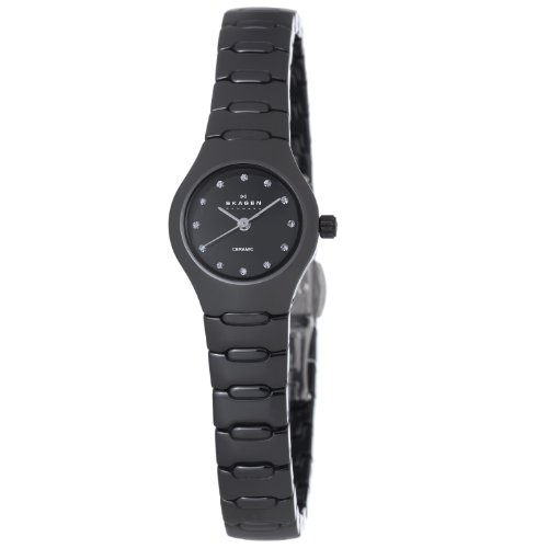 Skagen Ladies Ceramic Watch 816XSBXC1