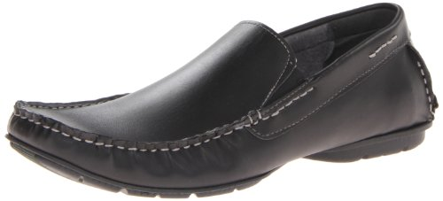 Мужские летнии закрытые кожаные туфли