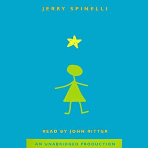 Star Girl (       UNABRIDGED) by Jerry Spinelli Narrated by John Ritter