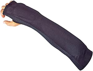 Buy Martin Sports Football Combo Hand Forearm Guards BLACK ADULT by Martin Sports