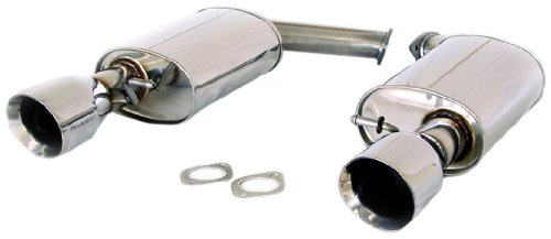 Tanabe T70095A Medalion Touring Axle-Back Dual Muffler Exhaust System for Lexus SC300/400 1992-2000 (Exhaust System Sc300 compare prices)