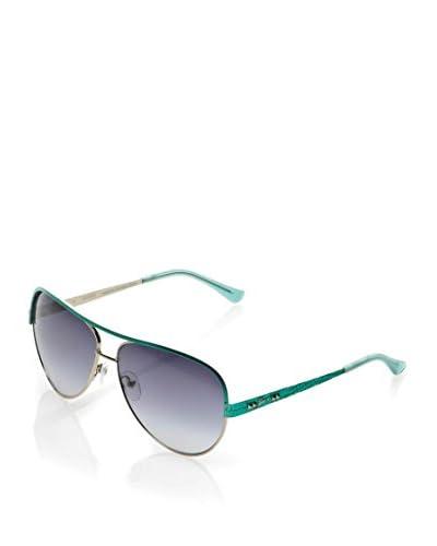 Guess Occhiali Da Sole GU7231 Argentato/Verde