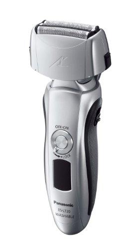 Panasonic ラムダッシュ メンズシェーバー 3枚刃 シルバー調 ES-LT20-S