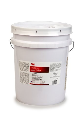 3M(TM) Wire Pulling Lubricant Gel WLC-5, 5-gal Pail, Clear, 1/Case (Wire Pulling Gel compare prices)