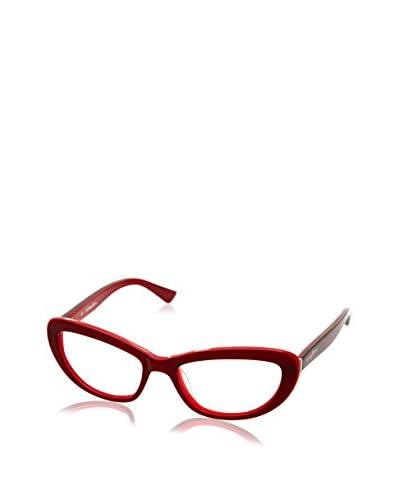 Guess Montura GM0221 (52 mm) Rojo