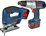 Bosch GSB/GST 14.4v Twin Pack