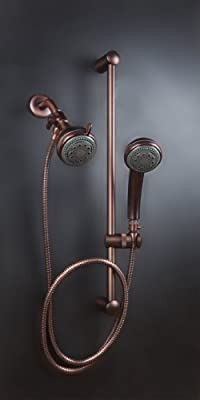 Mariner 2 Combination Shower Head System,Oil Rubbed Bronze from Zoe