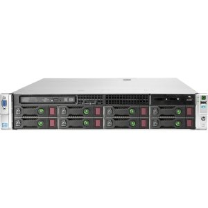 HP ProLiant DL380p G8 670856-S01 2U Rack Server - 1 x Xeon E5-2620 2GHz (670856-S01) -