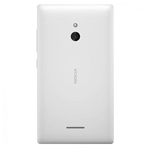 Ace HD Back Panel, Housing Body Panel for Nokia X2 - White  available at amazon for Rs.298