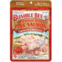 Bumble Bee Pink Salmon Pouch - 12 Pack