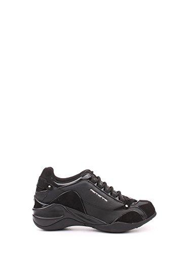 Fornarina PIFSE6432WVA0000 Sneakers Donna Pelle Sintetico Nero Nero 40