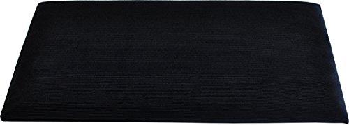 Stagg VBK Schwarze Stoff - Sitzauflage / Sitzpolster für Klavierbank PB 40/45/47