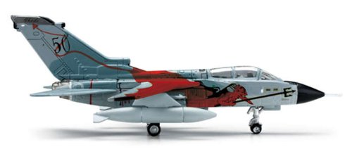 Herpa Italian Air Force Tornado Ids 1/200 The Red Devil