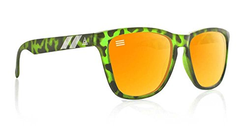 4d9a129b54 Blenders Eyewear Sunglasses Jungle Jaguar Gold Emerald K Series Orange  Mirror