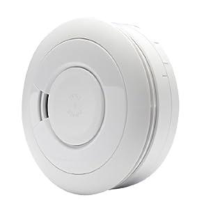 Ei Electronics 10-Jahres-Rauchmelder mit Lithiumbatterie, weiß, Ei650