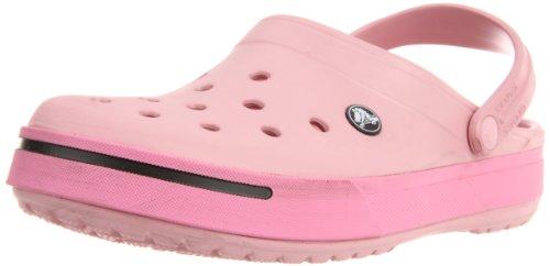 Crocs Men'S Crocband Ii Clog,Petal Pink/Pink Lemonade,9 M Us