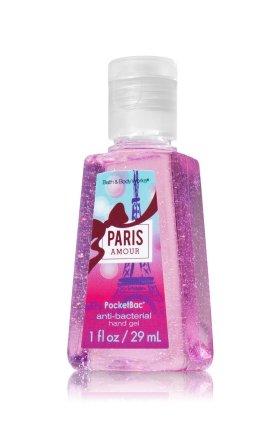 バス&ボディワークス パリスアモール 抗菌ハンドジェル 29ml Paris Amour Antiーbacterial Pocket Bac Hand Gel