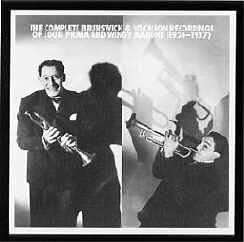 Complete Brunswick & Vocalion Recordings of Louis Prima & Wingy Manone (1924 -... by Louis Prima, Wingy Manone, Jack Teagarden, Johnny Mercer and Joe Venuti