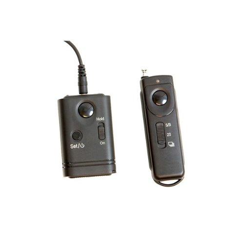 Déclencheur radio à distance Delamax Cleon II Pro 100 m pour Nikon D1 D2 D3 D3s D3x D4 D800 D700 D300 D300s D200 D100* - remplace entre autre MC-30