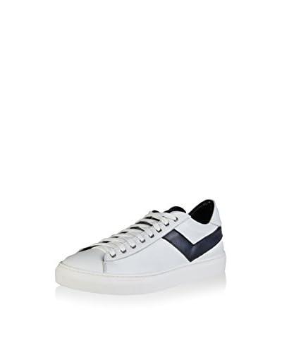 VERSACE 19.69 Zapatillas Blanco / Azul