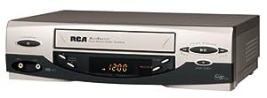 RCA VR556 4-Head VCR