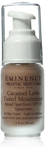 Eminence Caramel Latte Tinted Moisturizer Spf 25 , 1.2 Ounce