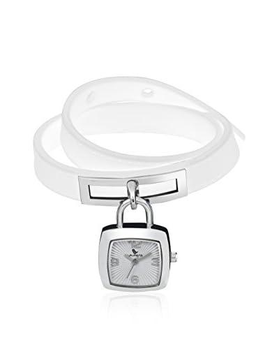 Laurens Reloj de cuarzo 027021GG Blanco 23 mm