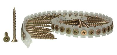 "Senco Fastening Systems 08F200Y 1,000CT #8x2""DKScrew"