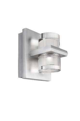 Philips Applique Darius Led 2X2.5W Aluminium
