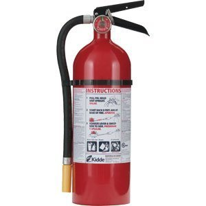 Kidde 46611201 Pro Line 5 lb ABC Fire Extinguisher w/ Metal Vehicle Bracket by Kidde