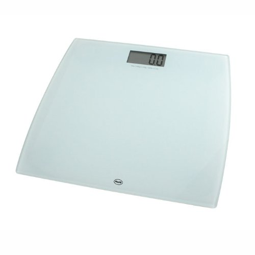 Image of American Weigh Scales Ultra-Thin Digital Personal Bathroom Scale (B00AEVVM2A)