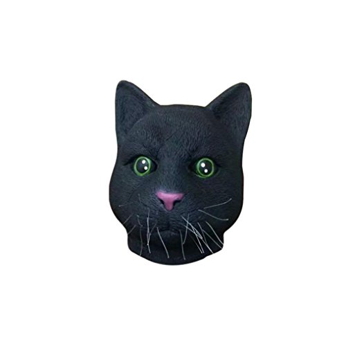 Cat M (Black Eyed Children Costume)