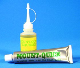 Mount Quick, Solvent Base, 30Ml