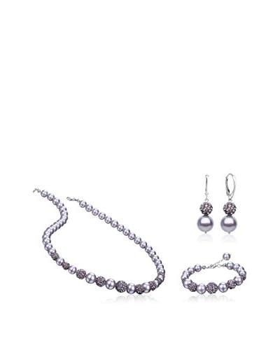 Coccola Set catenina, braccialetto e orecchini argento 925