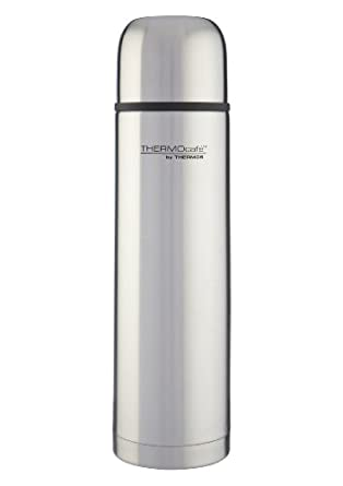 Thermos Thermocafe Stainless Steel Flask, 0.35l