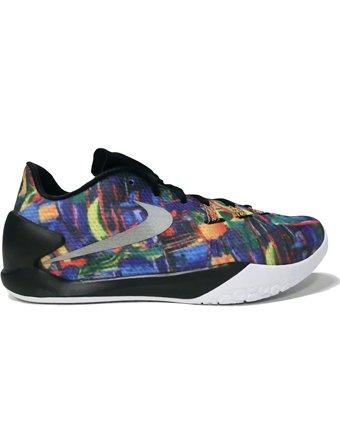 (ナイキ) Nike マルチ マーチマッドネス カレッジ リフレクター シューズ ジェームズ ハーデンHyper Chase Premium Net Collectors Society Multi/R.Sil/Blk バスケットボール [並行輸入品] 26