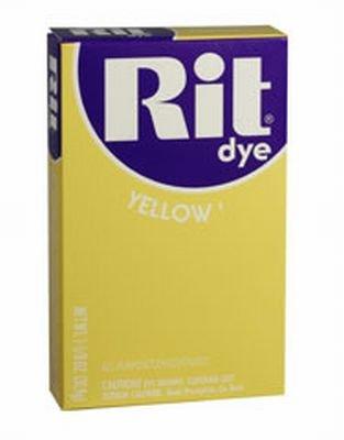 Rit Dye 32 g Golden Yellow Powder (6-Pack)