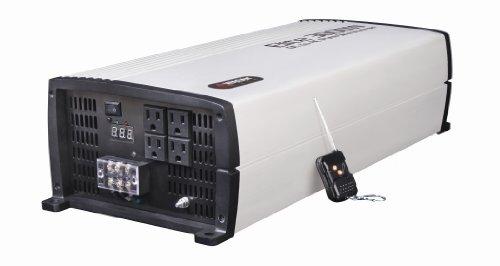 Wagan El2206 Elite 3000 Watt Pure Sine Wave Inverter