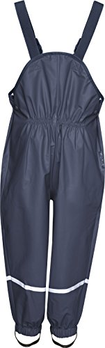 Playshoes-Regenlatzhose-Textilfutter-405514-Unisex-Kinder-Hosen-Lang-Gr-98-Blau-marine-11