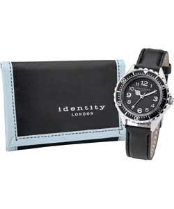 Identity London Boys' Sports Strap Watch Gift Set (IJ847EI)