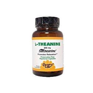 L-théanine (200mg) 60 vcaps